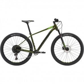 Bicicleta de munte pentru barbati Cannondale Trail 1 Verde oliv 2019