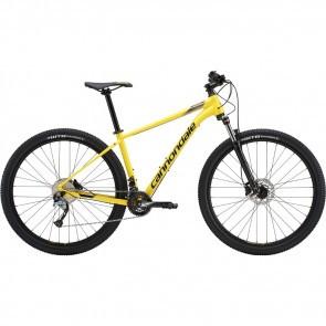 Bicicleta de munte pentru barbati Cannondale Trail 6 Galben 2019