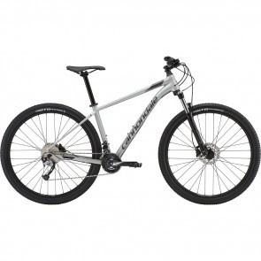Bicicleta de munte pentru barbati Cannondale Trail 6 Argintiu 2019
