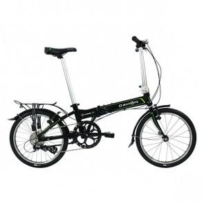 Bicicleta pliabila Dahon Vitesse D8 Negru