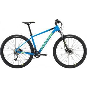 Bicicleta pentru barbati Cannondale Trail 6 29 Albastru 2018