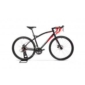 Bicicleta de ciclocros pentru barbati Pegas Hoinar CX Negru Stelar