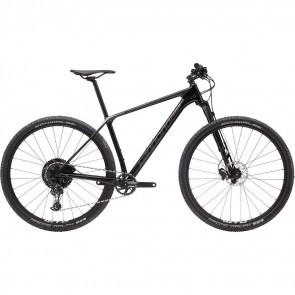 Bicicleta de munte pentru barbati Cannondale F-Si Carbon 4 L Gri/Negru 2019
