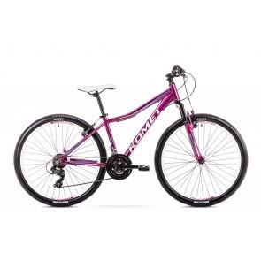 Bicicleta de munte pentru Femei Romet Jolene 6.0 Violet 2019