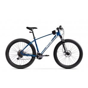 Bicicleta de munte unisex Pegas Drumuri Grele 18.5 Albastru