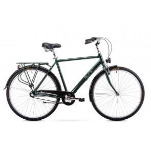 Bicicleta de oras pentru Barbati Romet Grom 3S Verde 2019