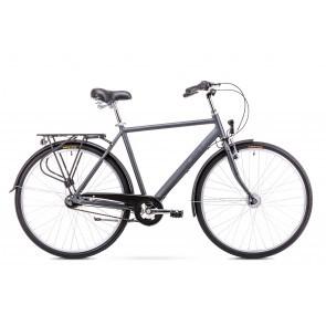 Bicicleta de oras pentru Barbati Romet Grom 7S Grafit 2019