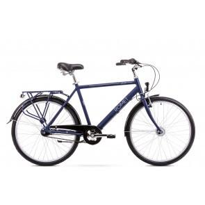 Bicicleta de oras pentru Barbati Romet Orion 7S Bleumarin 2019