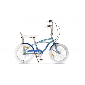Bicicleta de oras unisex Pegas Strada Mini 20173 viteze Bleu Arctic