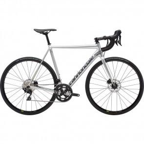 Bicicleta de sosea pentru barbati Cannondale CAAD12 Disc 105 Argintiu 2019