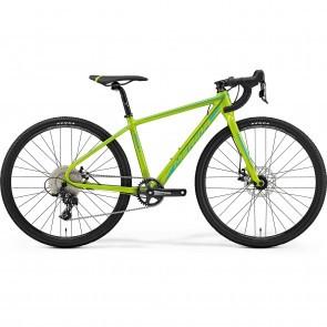 Bicicleta de sosea pentru copii Merida Mission J Cx Verde(Albastru/Verde) 39cm 2019