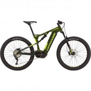 Bicicleta electrica pentru barbati Cannondale Cujo NEO 130 4 Negru/Verde 2019