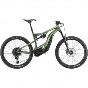 Bicicleta electrica pentru barbati Cannondale Moterra LT 1 Verde Vulcan 2019
