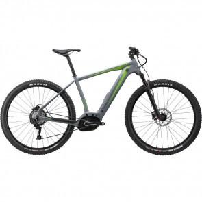 Bicicleta electrica pentru barbati Cannondale Trail Neo Performance Gri/Verde 2019