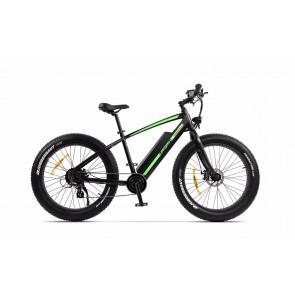 Bicicleta electrica pentru barbati Pegas Suprem Dinamic Negru Mat