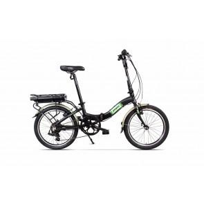 Bicicleta electrica unisex Pegas Camping Dinamic Negru Stelar