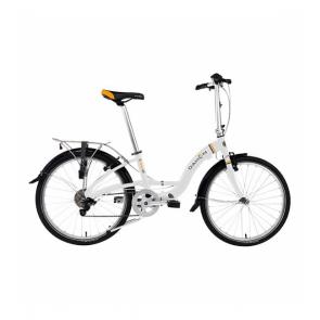 Bicicleta pliabila Dahon Briza D8 Alba