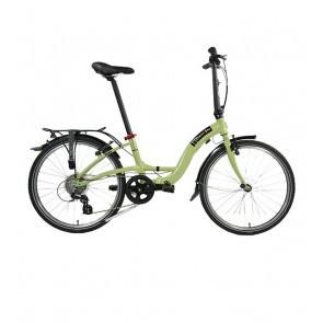 Bicicleta pliabila Dahon Briza D8 Verde Pal