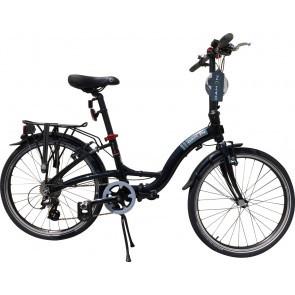 Bicicleta pliabila Dahon Briza D8U Negru