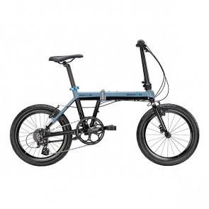 Bicicleta pliabila Dahon Hemingway D9S Albastru/Negru