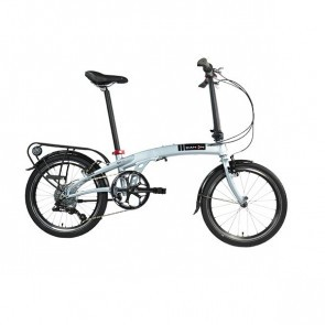 Bicicleta pliabila Dahon Qix D8U Argintiu
