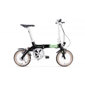Bicicleta pliabila unisex Pegas Practic Dinamic  Negru Stelar