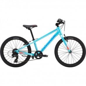 Bicicleta urbana pentru copii Cannondale Quick 20 Bleu 2019