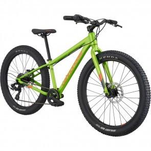 Bicicleta urbana pentru copii Canondale  Cujo 24 Verde 2019
