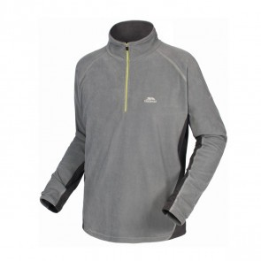 Bluza polar barbati Trespass Tron Smoke