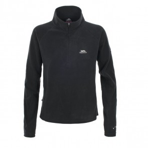 Bluza polar femei Trespass Shiner Black