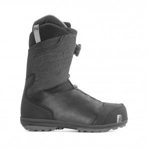 Boots snowboard Barbati Nidecker Aero Boa Coiler Black 2019