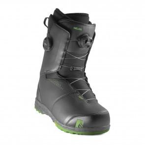 Boots snowboard barbati Nidecker Helios Focus Boa Negru 2020