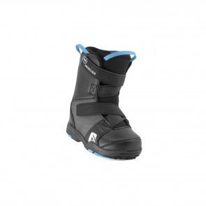 Boots snowboard copii Nidecker Micron Mini Negru 2020