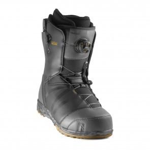 Boots snowboard barbati Nidecker Tracer H-Lock Boa Coiler Negru 2020