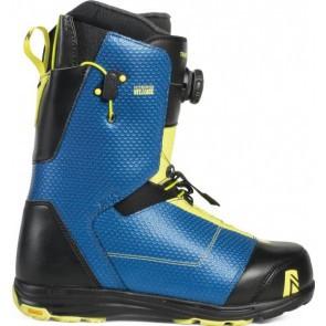 Boots snowboard Barbati Nidecker Tracer H-Lock Boa Coiler Neon 2019