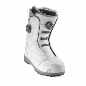 Boots snowboard femei Nidecker Trinity Boa Focus Gri Inchis 2020