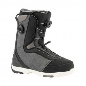 Boots snowboard barbati Nitro Club BOA Dual Negru 19/20