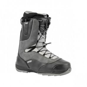 Boots snowboard barbati Nitro Venture TLS Negru/Gri 19/20