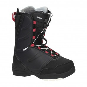 Boots snowboard femei Nitro Flora TLS Negru 19/20