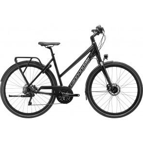 Bicicleta de oras Cannondale Tesoro Mixte 1 Negru Perlat 2020