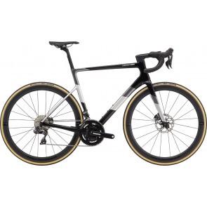 Bicicleta de sosea Cannondale SuperSix EVO HI-MOD Disc Ultegra DI2 Negru 2020