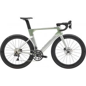 Bicicleta de sosea Cannondale SystemSix Carbon Ultegra Di2 Gri Salvie 2020