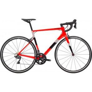 Bicicleta de sosea Cannondale SuperSix EVO Carbon Ultegra 2 Rosu Acid 2020