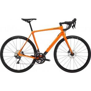 Bicicleta de sosea Cannondale Synapse Carbon Disc Ultegra Portocaliu 2020