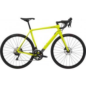 Bicicleta de sosea Cannondale Synapse Carbon Disc 105 Galben 2020