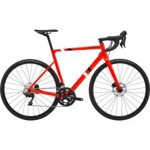 Bicicleta de sosea Cannondale CAAD13 Disc 105 Rosu Acid 2020
