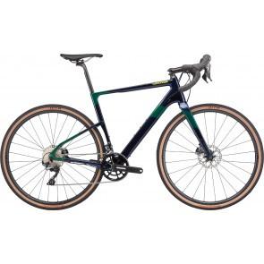 Bicicleta de gravel Cannondale Topstone Carbon Ultegra RX Bleumarin 2020