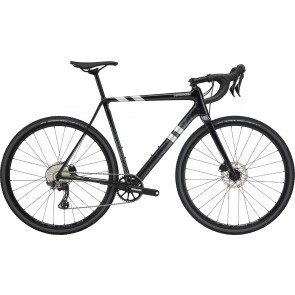 Bicicleta de sosea Cannondale SuperX RX Negru Perlat 2020