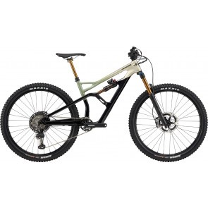 Bicicleta full suspension Cannondale Jekyll Carbon 29 1 Bej auriu 2020