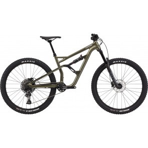 Bicicleta full suspension Cannondale Jekyll 29 4 Verde Khaki 2020